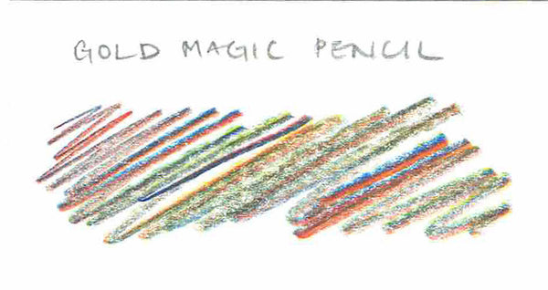 Gold Magic Pencil