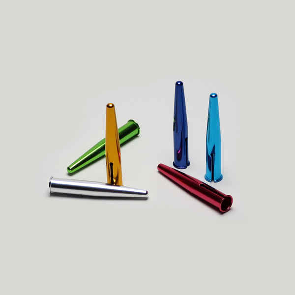 Metal Pencil Cap - 6 pack - CW Pencil Enterprise