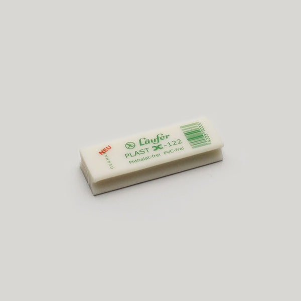 Non-PVC X-122 Plastic Eraser - CW Pencil Enterprise