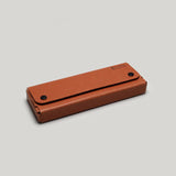 Pulp Storage Pencil Case - Rust - CW Pencil Enterprise