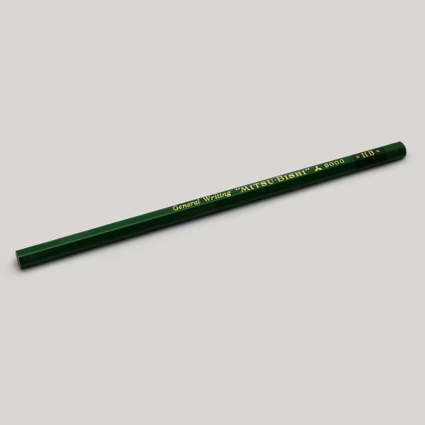 Mitsubishi General Writing 9000 Pencil HB
