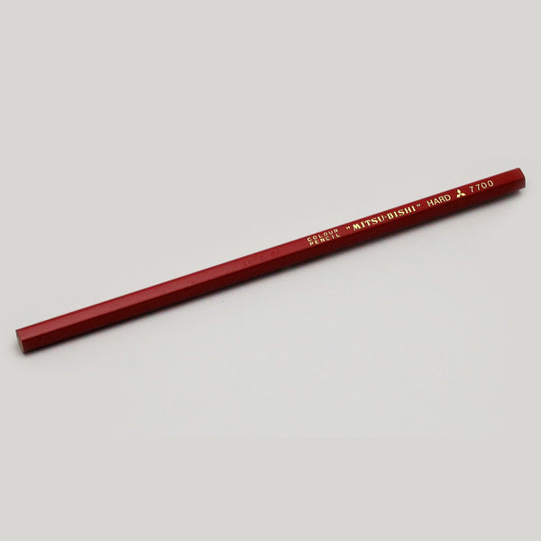 Red Needle-Point 7700 Pencil