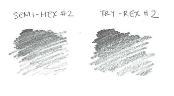 Try-Rex Regular #2 Pencil