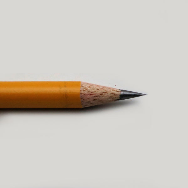Sharpened point Choo Choo #2 pencil