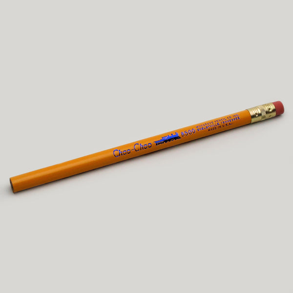 Choo-Choo Jumbo Pencil - #2 - CW Pencil Enterprise