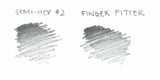 Finger Fitter Triangular Jumbo Pencil - #2 - CW Pencil Enterprise