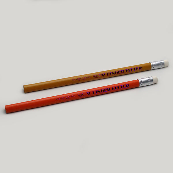 Finger Fitter Triangular Jumbo #2 Pencil - CW Pencil Enterprise