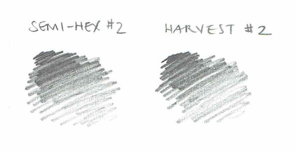 Harvest #2 Pencil - CW Pencil Enterprise