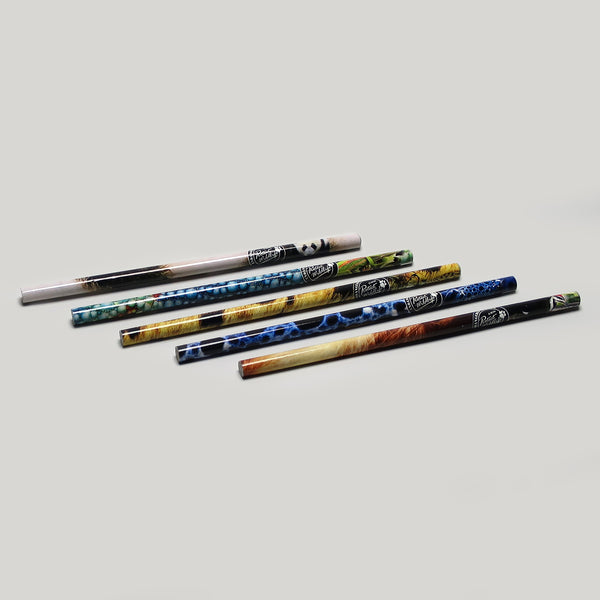 Endangered Species Recycled Pencil 2 Pack - 2B - CW Pencil Enterprise