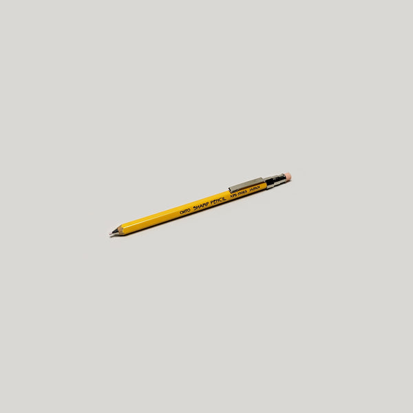 Ohto Wooden Mini Mechanical Pencil - .5mm