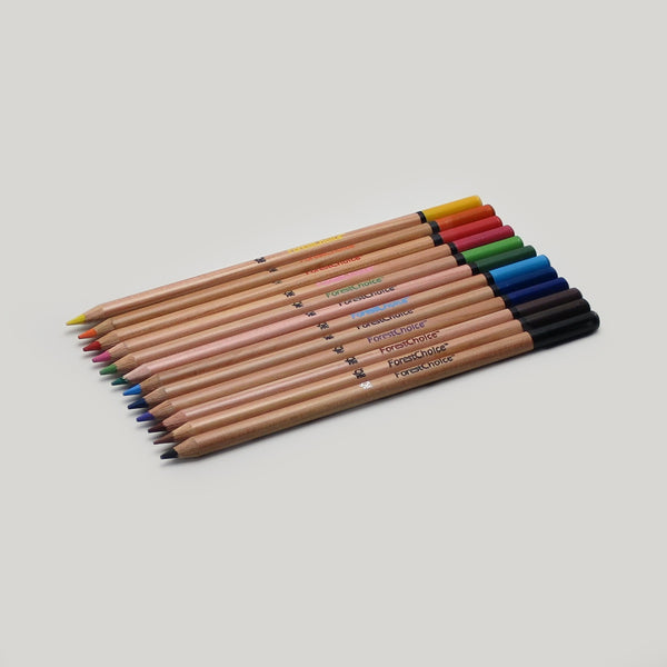ForestChoice Colored Pencils - 12 Pack - CW Pencil Enterprise