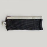 Mesh Pencil Case - Black
