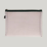 Large Mesh Stationery Pouch - Pink - CW Pencil Enterprise