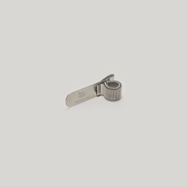Pen(cil) Holder Clip - Nickel - CW Pencil Enterprise