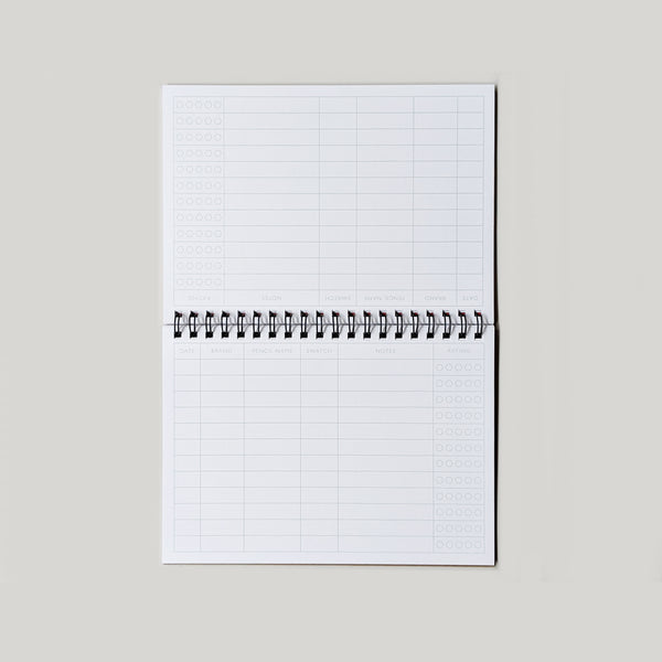 Pencil Log Book - CW Pencil Enterprise