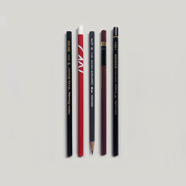 Pencil For Musicians Sampler Set