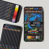 Posca Colored Pencils - Set of 36 - CW Pencil Enterprise