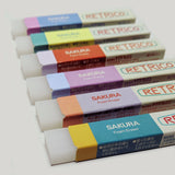 Retrico Foam Eraser - CW Pencil Enterprise