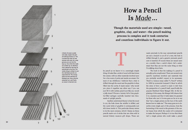 The Pencil Perfect by Caroline Weaver - CW Pencil Enterprise