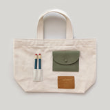 OAD x CWPE Collab Small Tote Bag - Neutrals
