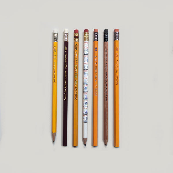 Standardized Test Pencil Sampler Set