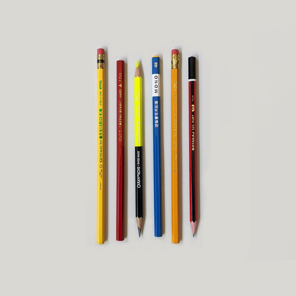 Pencils for Teachers Sampler Set