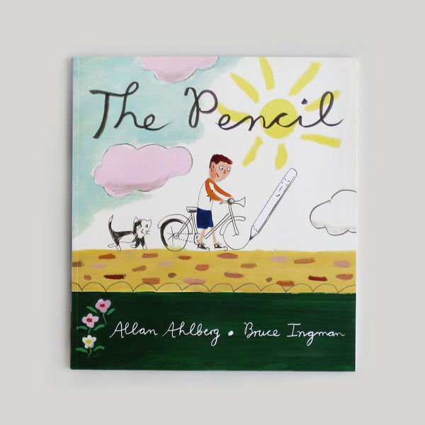 The Pencil by Allan Ahlberg & Bruce Ingman - CW Pencil Enterprise