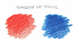 VP 8900 Vermillion/Blue Pencil - CW Pencil Enterprise