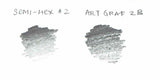 Art Graf 2B soft pencil swatch