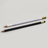 Multiplication Table #2 Pencil - White - CW Pencil Enterprise