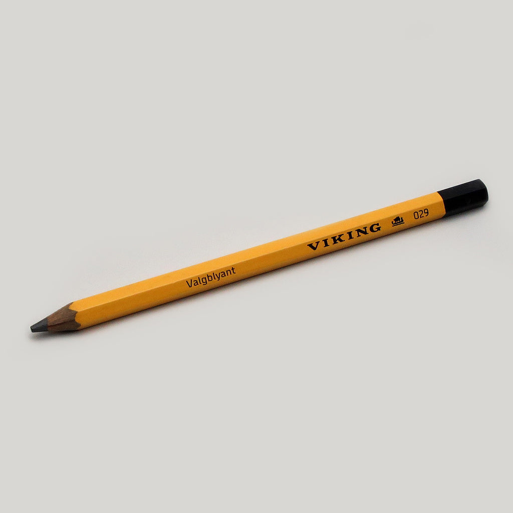 Viking valgblyant jumbo election pencil cw pencil enterprise for Viking pencils