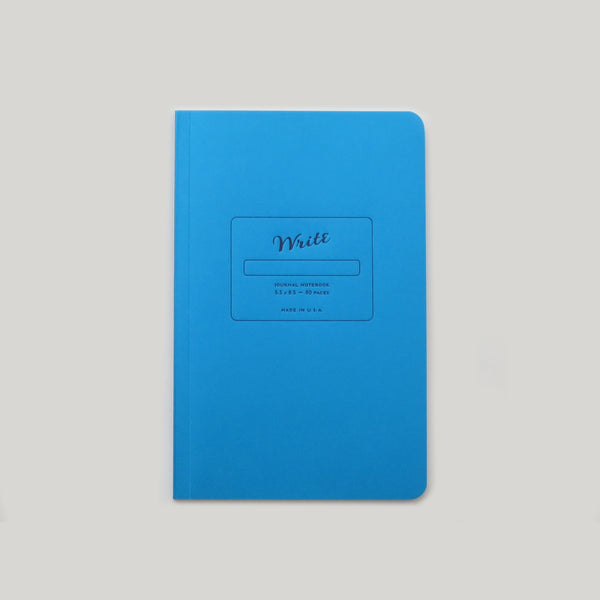 Paper Journal - Electric Blue - CW Pencil Enterprise