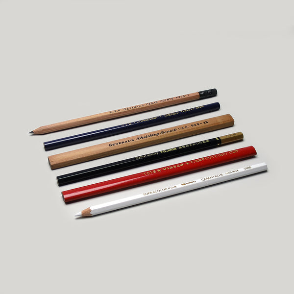Woodworking Sampler Set - CW Pencil Enterprise