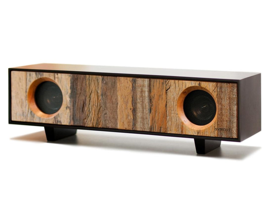 Symbol Audio Hi Fi Tabletop Stereo