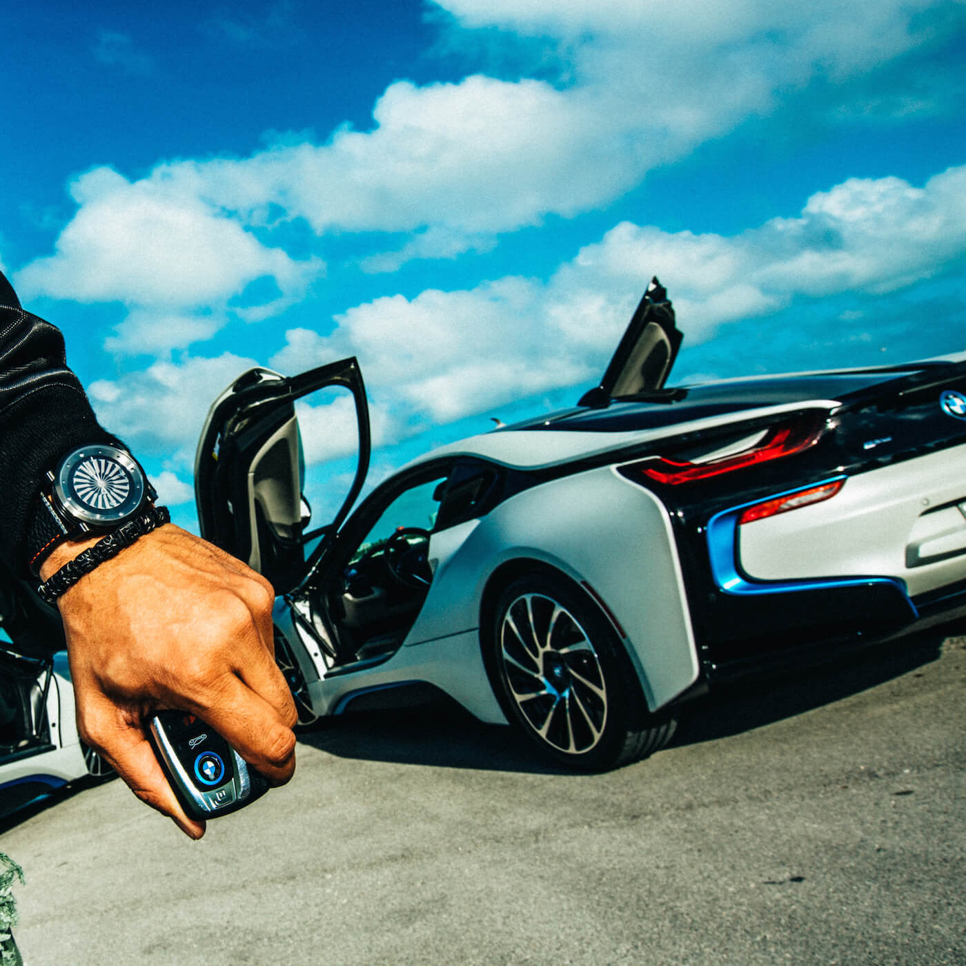 ZINVO's Favorite Cars: BMW i8