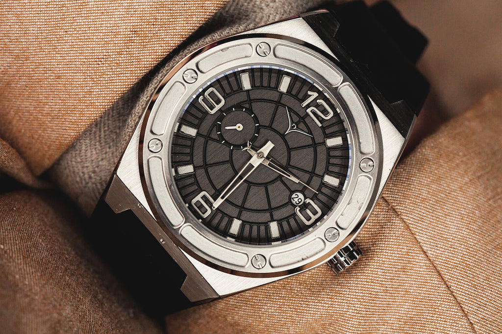 Rival GMT Watch ZINVO Style