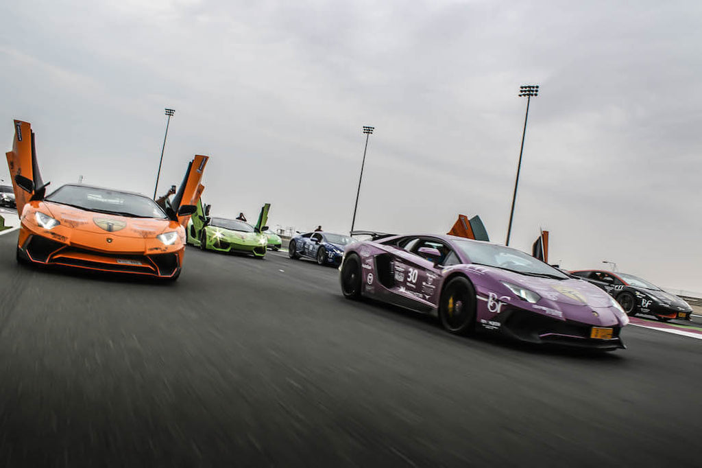 Supercars Club Arabia Delmonya Turbo