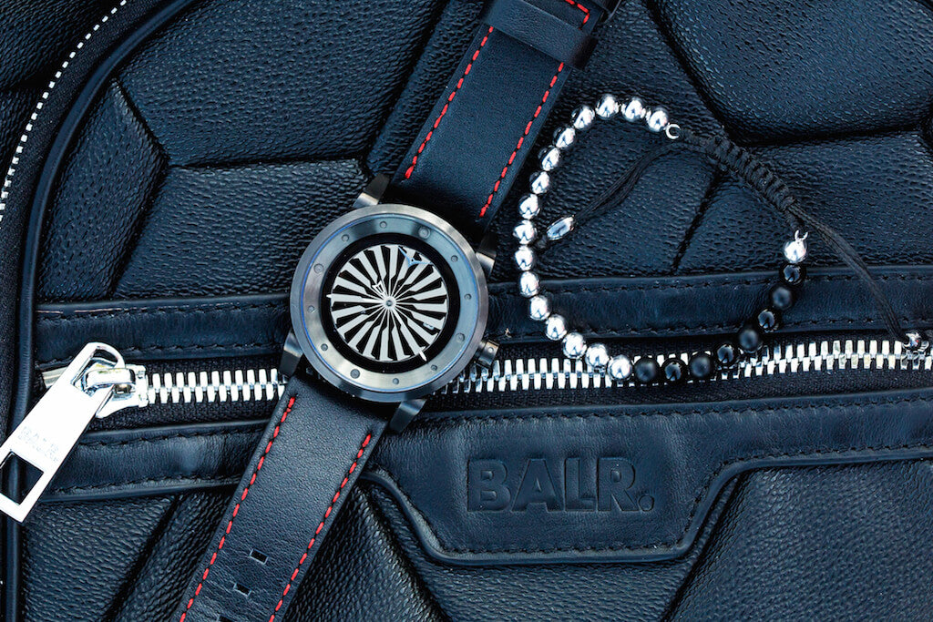 ZINVO Blade BALR Watch