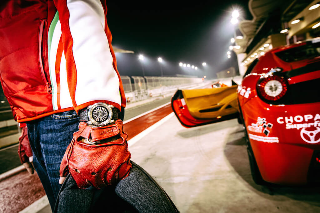 ZINVO Watches Blade Bahrain Supercars Club Arabia