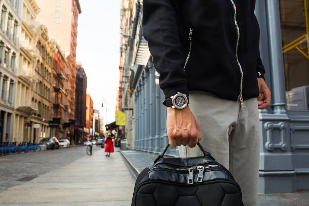 ZINVO Blade New York City Streets Watch