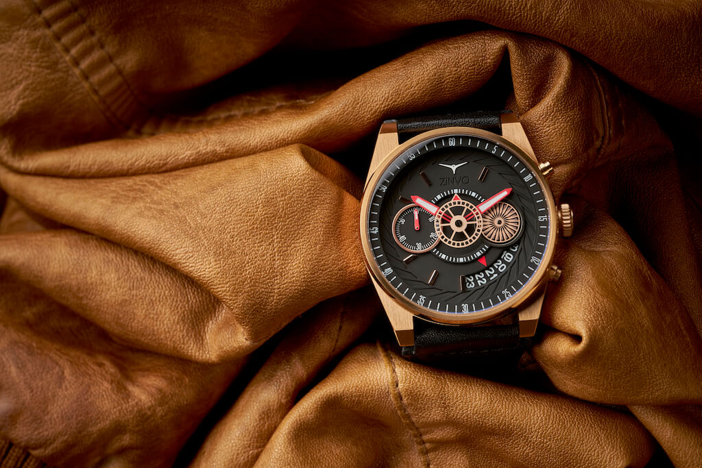 ZINVO CHRONO Gold Luxury
