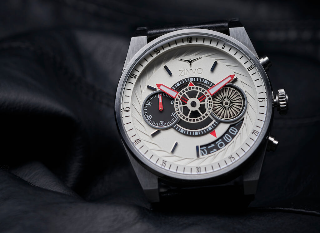 ZINVO CHRONO White