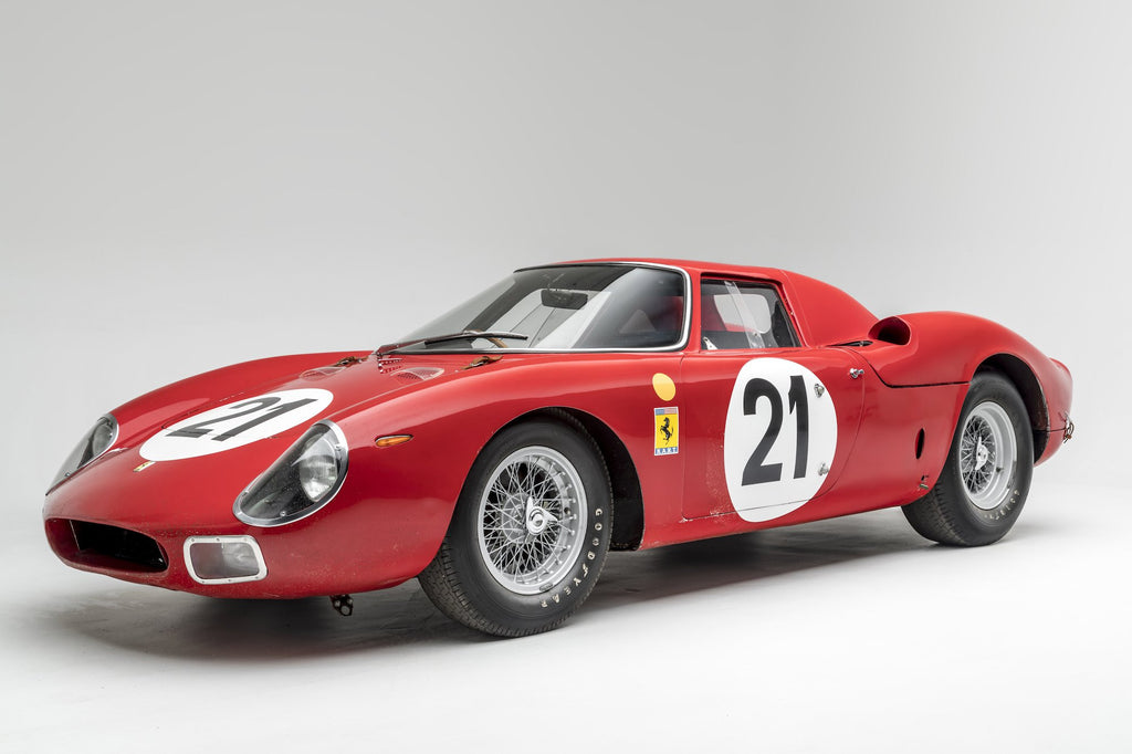 petersen seeing red 70 years ferrari ZINVO