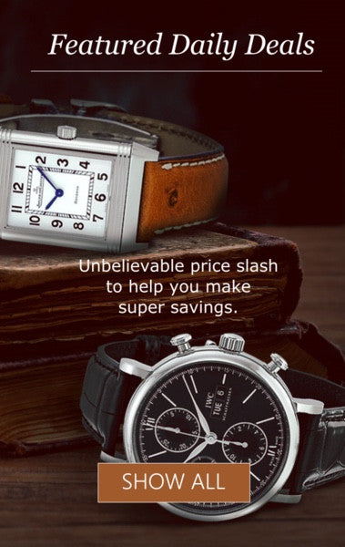 Flash Deal Watches