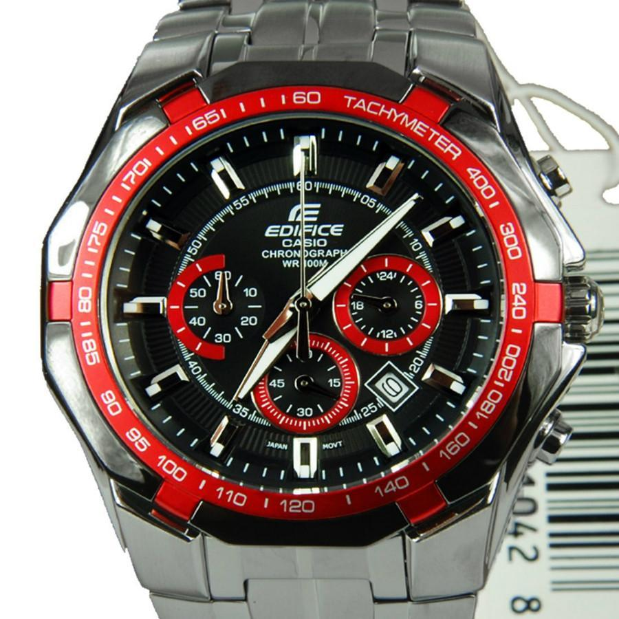 3cdf42701 ... Edifice Chronograph Tachymeter Mens Watch. Casio EF540D-1A4V Watch NZ -  NZWatchStore. Casio EF540D-1A4V Watch NZ - NZWatchStore