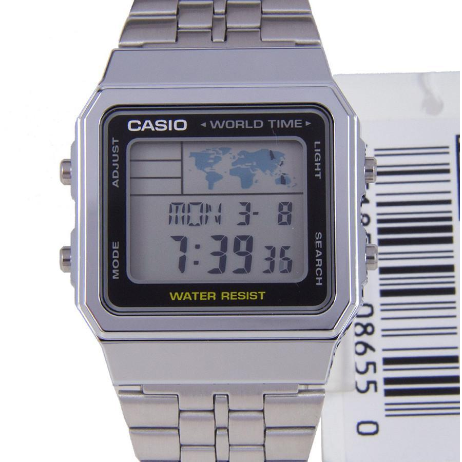 Casio A500WA-1 Watch NZ - NZWatchStore