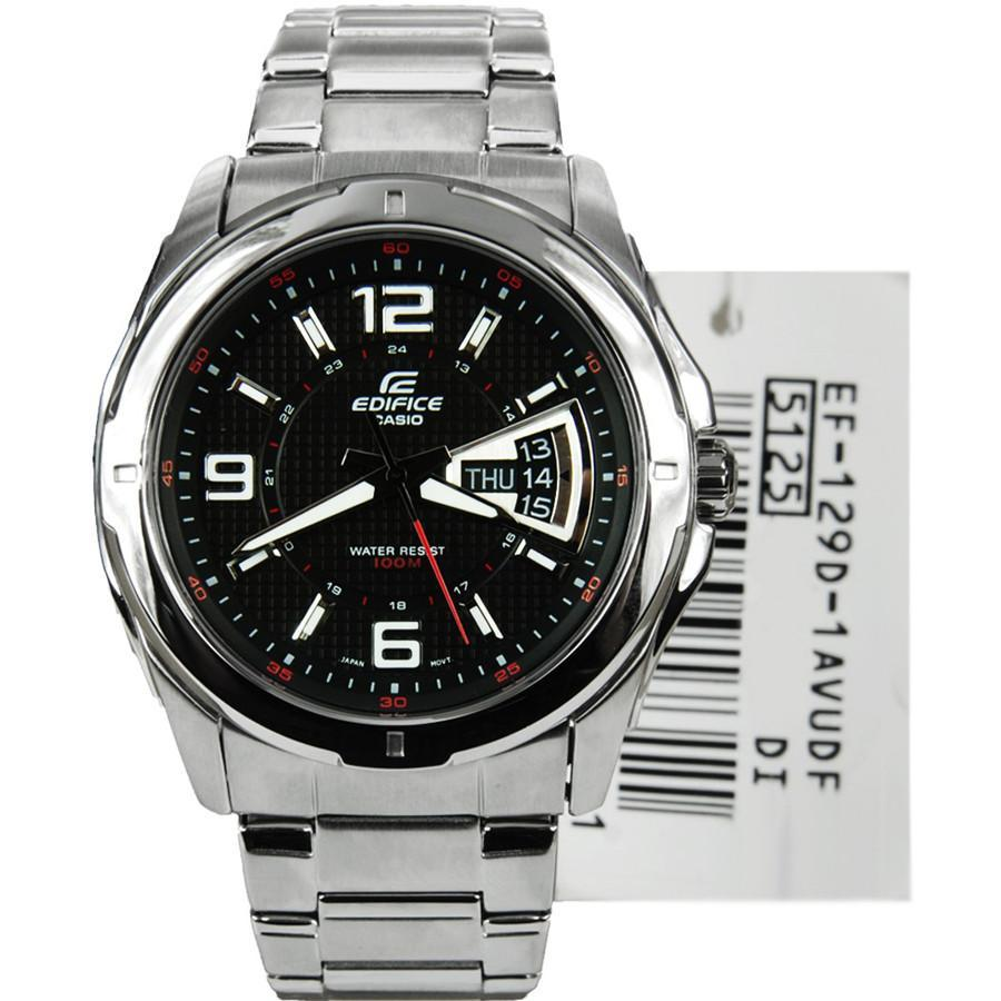 Casio EF129D-1AV Watch NZ - NZWatchStore