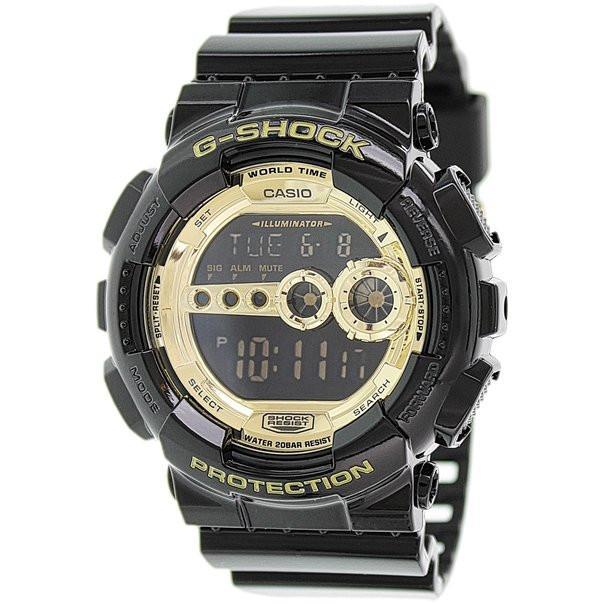 Casio GD100GB-1 Watch NZ - NZWatchStore