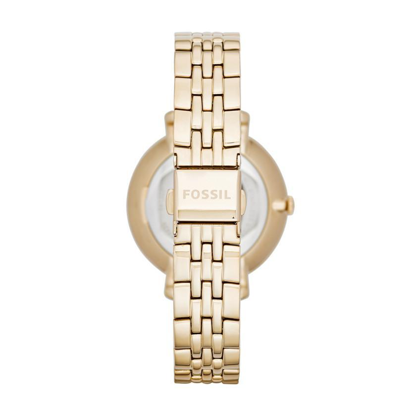 Fossil Jacqueline Gold Stainless-Steel Womens Watch