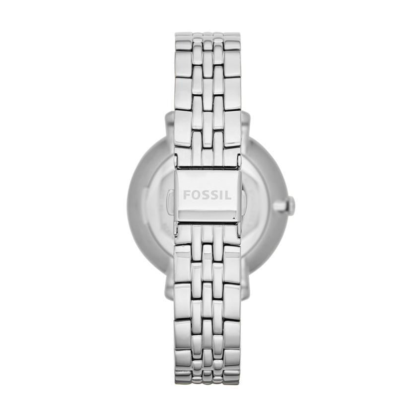 Fossil Jacqueline White SS Womens Watch